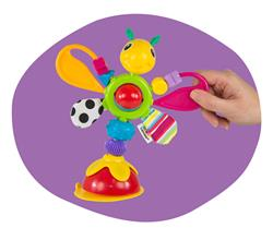 Baby products distributor of Lamaze Freddie the Firefly Table Top Toy