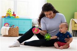 Baby products distributor of Lamaze Grab Apple Assortment