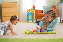 Baby products distributor of Lamaze Musical Inchworm