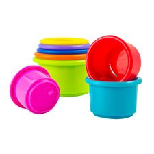 Baby products distributor of Lamaze Pile & Play Cups