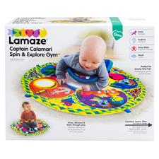 Baby products distributor of Lamaze Spin & Explore Gym