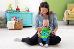 Baby products distributor of Lamaze Starfish Buddy Blanket
