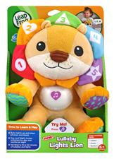 Baby products distributor of Leap Frog Lullaby Lights Lion