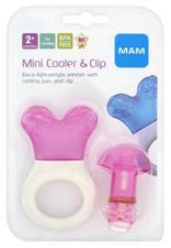 Baby products distributor of MAM Mini Cooler & Clip