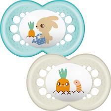 Baby products distributor of MAM Original Soother 6m+ 2Pk