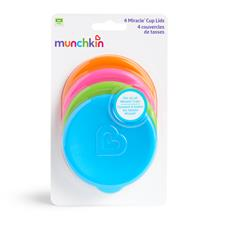 Baby products distributor of Munchkin Miracle Cup Lids 4pk