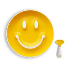 Baby products distributor of Munchkin Smile N Scoop Training Plate