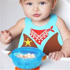 Baby products distributor of Nuby Stackable Suction Bowls 2Pk