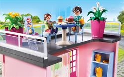 Baby products distributor of Playmobil City Life My Café