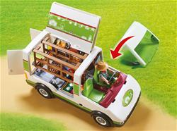 Baby products distributor of Playmobil Country Mobile Farm Market