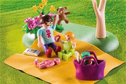 Baby products distributor of Playmobil Family Fun Family Picnic Carry Case