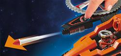 Baby products distributor of Playmobil Galaxy Police Space Pirates Helicopter