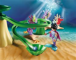 Baby products distributor of Playmobil Magic Mermaid Cove with Lit Dome