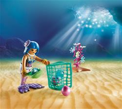 Baby products distributor of Playmobil Magic Pearl Collectors with Manta Ray