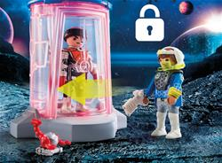 Baby products distributor of Playmobil Super Set Galaxy Police Rangers