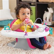 Baby products distributor of Summer Infant 4 In 1 Super Seat Pink