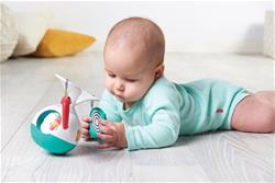 Baby products distributor of Tiny Love Tummy Time Meadow Days Mobile