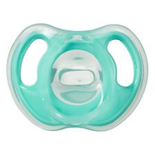Baby products distributor of Tommee Tippee Ultra Light Silicone Soothers 6-18m 2Pk