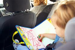 Baby products distributor of Tomy Colour Doodle Bag