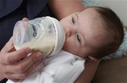 Baby products distributor of Vital Baby NURTURE Breast Like Feeding Bottle 150ml 2Pk