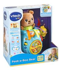 Baby products distributor of Vtech Peek-a-Boo Bear