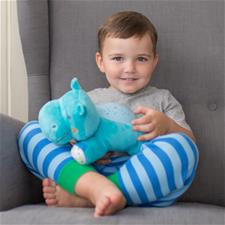 Baby products supplier of Summer Infant Slumber Buddies Classic Harley the Hippo
