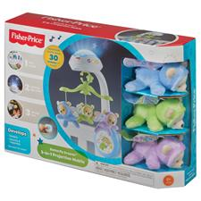 Baby products wholesaler of Fisher-Price Butterfly 3 in 1 Projector Mobile