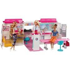 Baby products distributor of Barbie Large Medical Rescue Vehicle