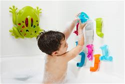 Boon TUBES Water Pipe Bath Toy 3Pk