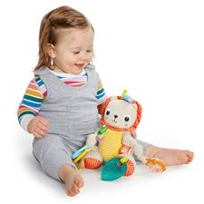 Baby products distributor of Bright Starts Bunch O Fun Lion
