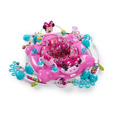 Baby products distributor of Bright Starts Disney Baby Minnie Mouse Peekaboo Entertainer