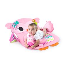 Baby products distributor of Bright Starts Tummy Time Prop and Play Owl