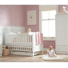 Mothercare Darlington Cot Bed White