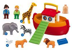 Distributor of Playmobil 1.2.3 My Take Along Noah´s Ark