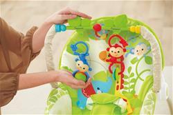 Fisher-Price Rainforest Infant to Toddler Rocker