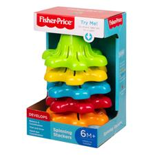 Fisher-Price Spinning Stackers