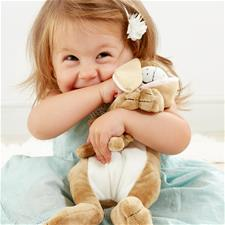 Baby products distributor of Guess How Much I Love You Peekaboo Hare
