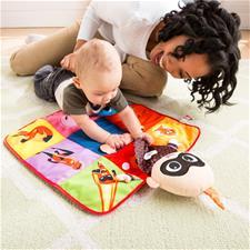Lamaze Disney Incredibles 2 Jack Jack Book Playmat