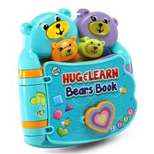 Leap Frog Hugs & Rhyme Bears Book