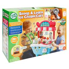 Supplier of Leap Frog Scoop & Learn Ice Cream Cart