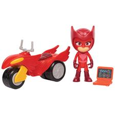 Baby products distributor of PJ Masks Super Moon Space Rover & Figure Assortment
