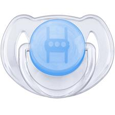 Philips Avent Translucent Soothers 6-18m 2Pk