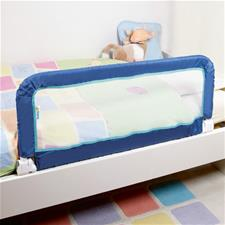 Safety First Adjustable Portable Bed Rail Blue
