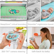 UK supplier of Summer Infant Baby Pixel Video Monitor
