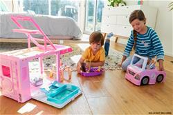 Supplier of Barbie 3 in 1 Dream Camper