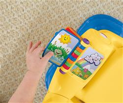 Supplier of Fisher-Price Laugh & Learn Smart Stages Chair Yellow