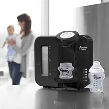 Tommee Tippee Closer To Nature Perfect Prep Machine Black