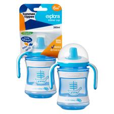 Baby products distributor of Tommee Tippee Discovera Trainer Cup 6m+
