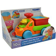Tomy 3 in 1 Pack & Stack Play Truck