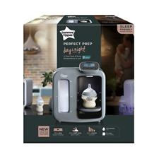UK distributor of Tommee Tippee Closer to Nature Perfect Prep Day and Night Grey